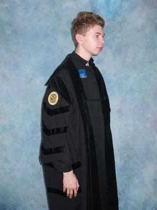 The Vergers Gown